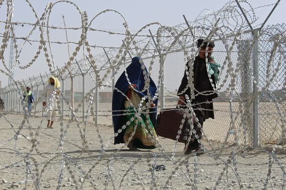 Biden's Rushed Afghan Exit Adds Strains to U.S.-Pakistan Ties