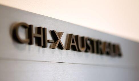 Chi-X Wins Australian Government License