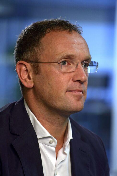 Robert Van Dijk, chief executive officer of Naspers Ltd.