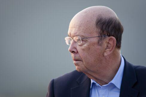 CEO of WL Ross & Co. LLC. Wilbur Ross