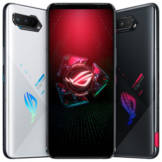 Asus Brings PC Gaming Excess to Android With New ROG Phone