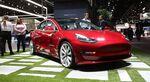 The Tesla Inc. Model 3