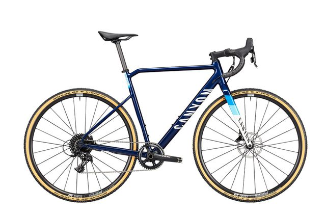Canyon Inflite AL SLX 6.0 Race bike