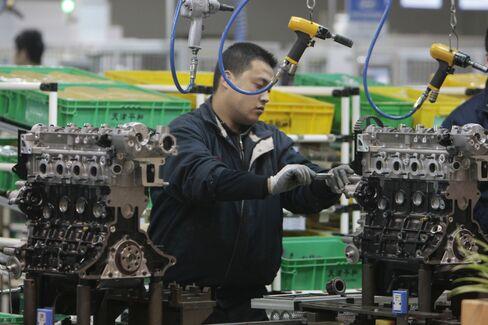 China GDP Surpasses Japan