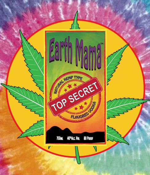 "Chicago-based Earth Mama, has already debuted a ""marijuana-inspired"" vodka infused with ""herbs and botanicals."""