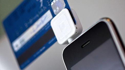 Square Inc.'s mobile-payment technology.