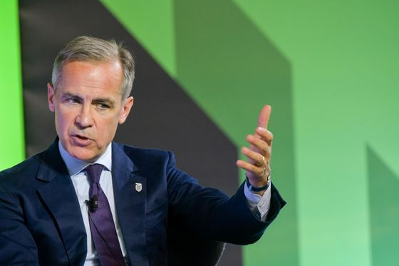 Carney's Rapport With Traders Tested as Bets Build on BOE Hike