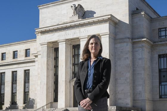 Meet the Woman Leading the Fed's Crucial Economic Forecasting Team