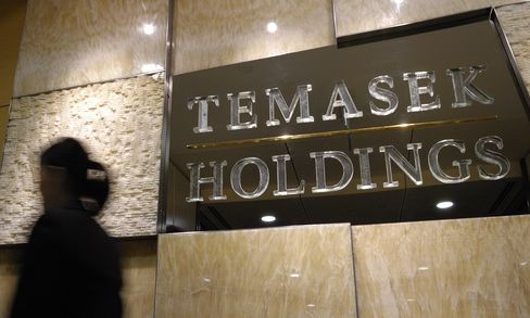 Temasek Assets Rise 2.6% to Record S$198 Billion, Profit Falls