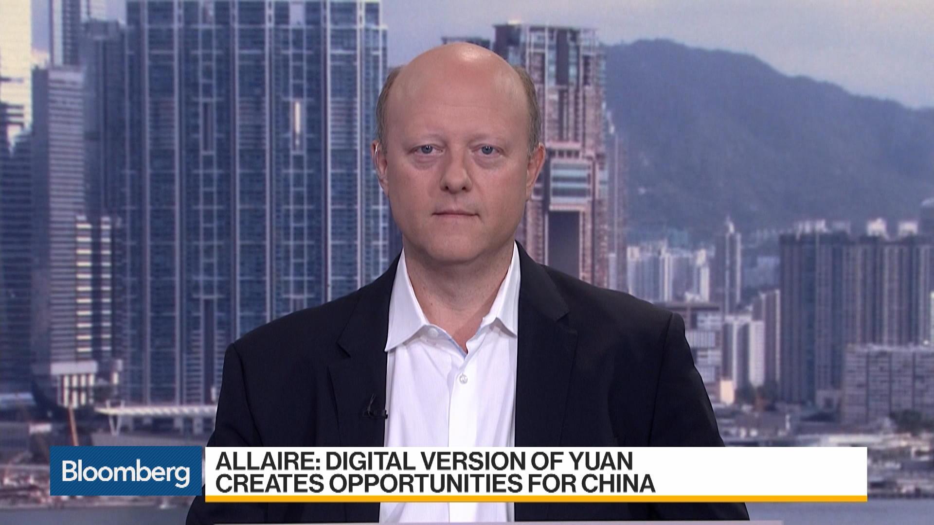 Circle CEO Allaire on China's Crypto Plan, Libra, Market Outlook