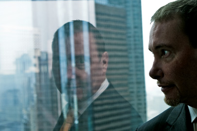 Gundlach in his new L.A. offices