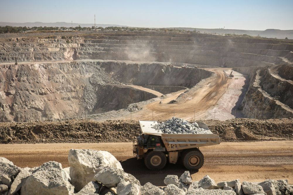 Barrick Gold Reaches Agreement to Buy Out Acacia Mining