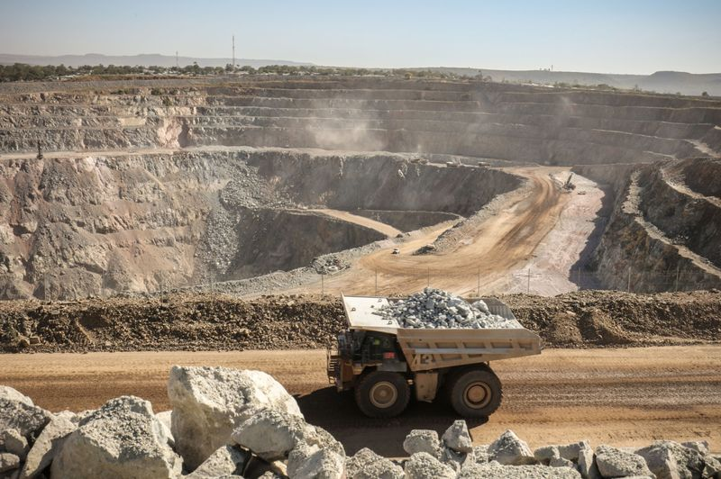 relates to Barrick and Acacia Reach Buyout Deal, Ending Long Standoff