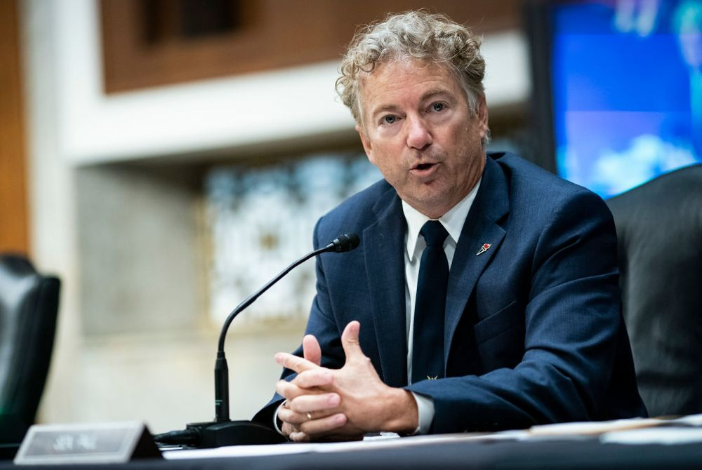 Rand Paul Fails to End War in Afghanistan and Wider War on Terror -  Bloomberg
