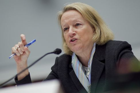 Schapiro's SEC Reign Nears End With Rescue Mission Unfinished