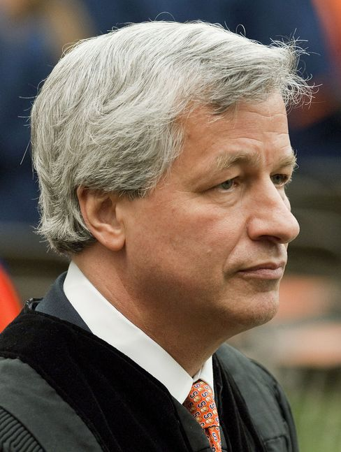 JPMorgan Chairman James Dimon