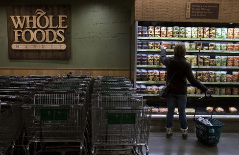 Whole Foods Sees Stores Tripling With Embrace of Produce
