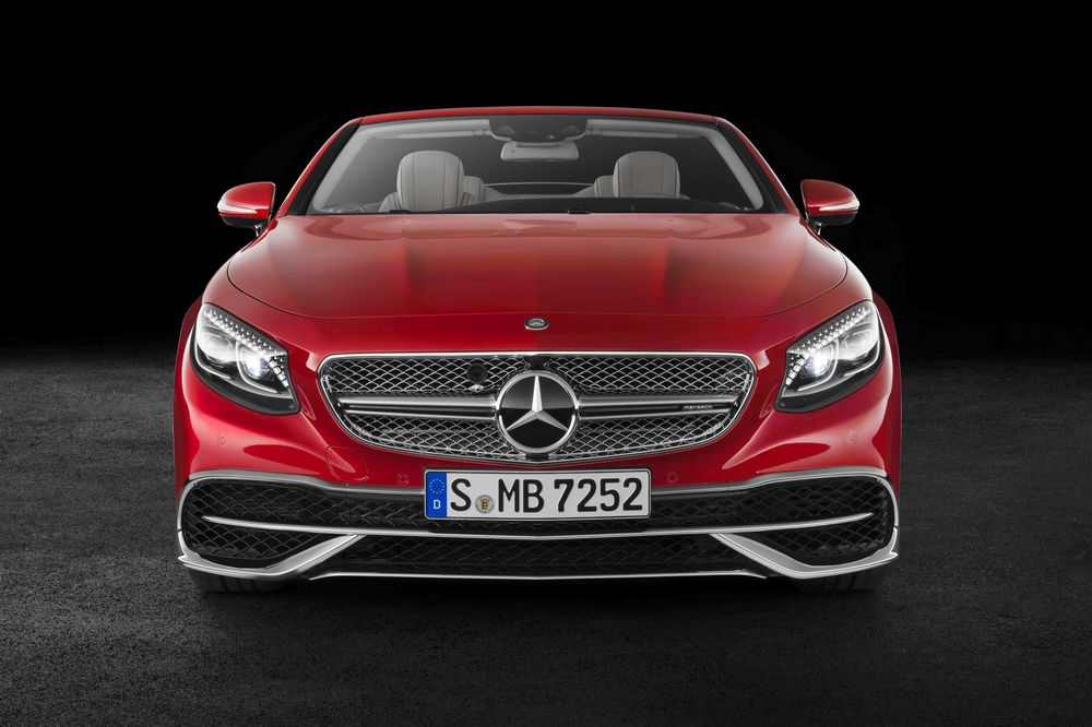 Mercedes Maybach S650 Cabriolet All The Specs Photos Price