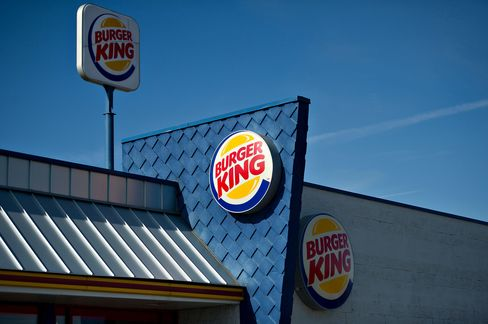 A Burger King restaurant in Princeton, Ill.