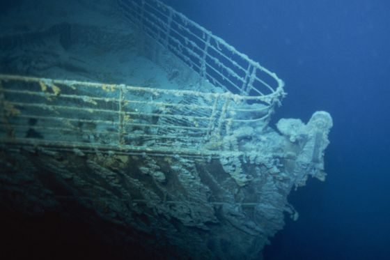 Weekly Dives to the TitanicWillBegininMay