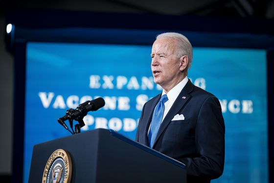 Biden to Map Path From 'Dark Tunnel' With Aid About to Roll Out