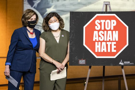 U.S. House Passes Hate Crimes Bill After Asian-American Attacks