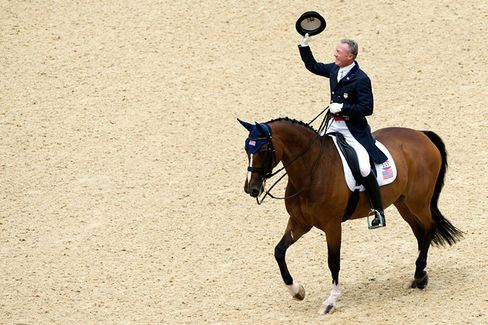 Confessions of a Former Dressage Competitor