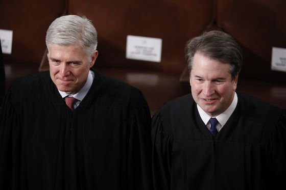 With Kavanaugh in Place, Supreme Court Takes Bumpy Right Turn
