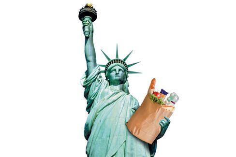 FreshDirect vs. Peapod: New York's Online Food Fight