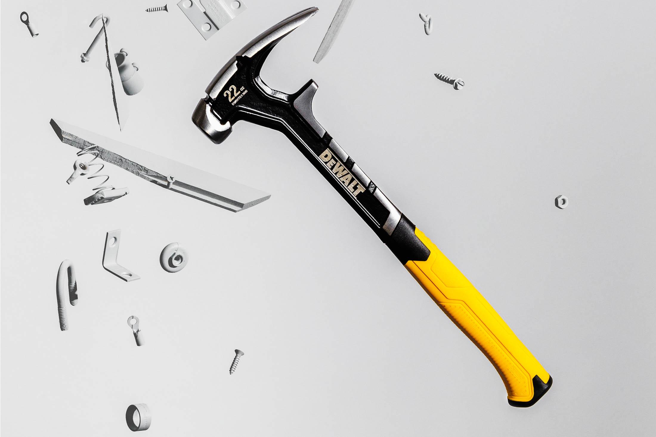 DeWalt 22 oz. Demo Hammer: The One Tool to Tear Down, Build It Back ...