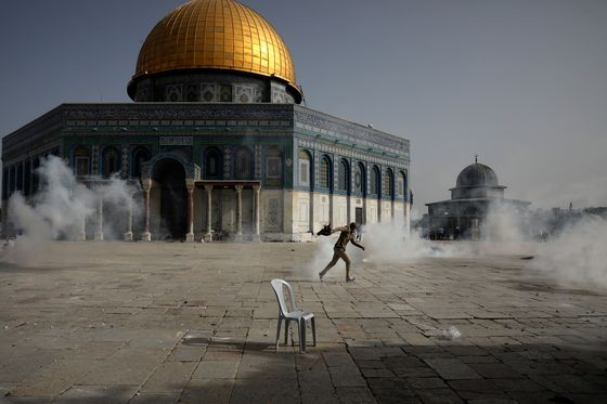 What's Behind Surging Israeli-Palestinian Violence