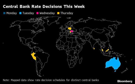 Variants Haunt Outlook for Global Growth Rebound: Eco Week Ahead