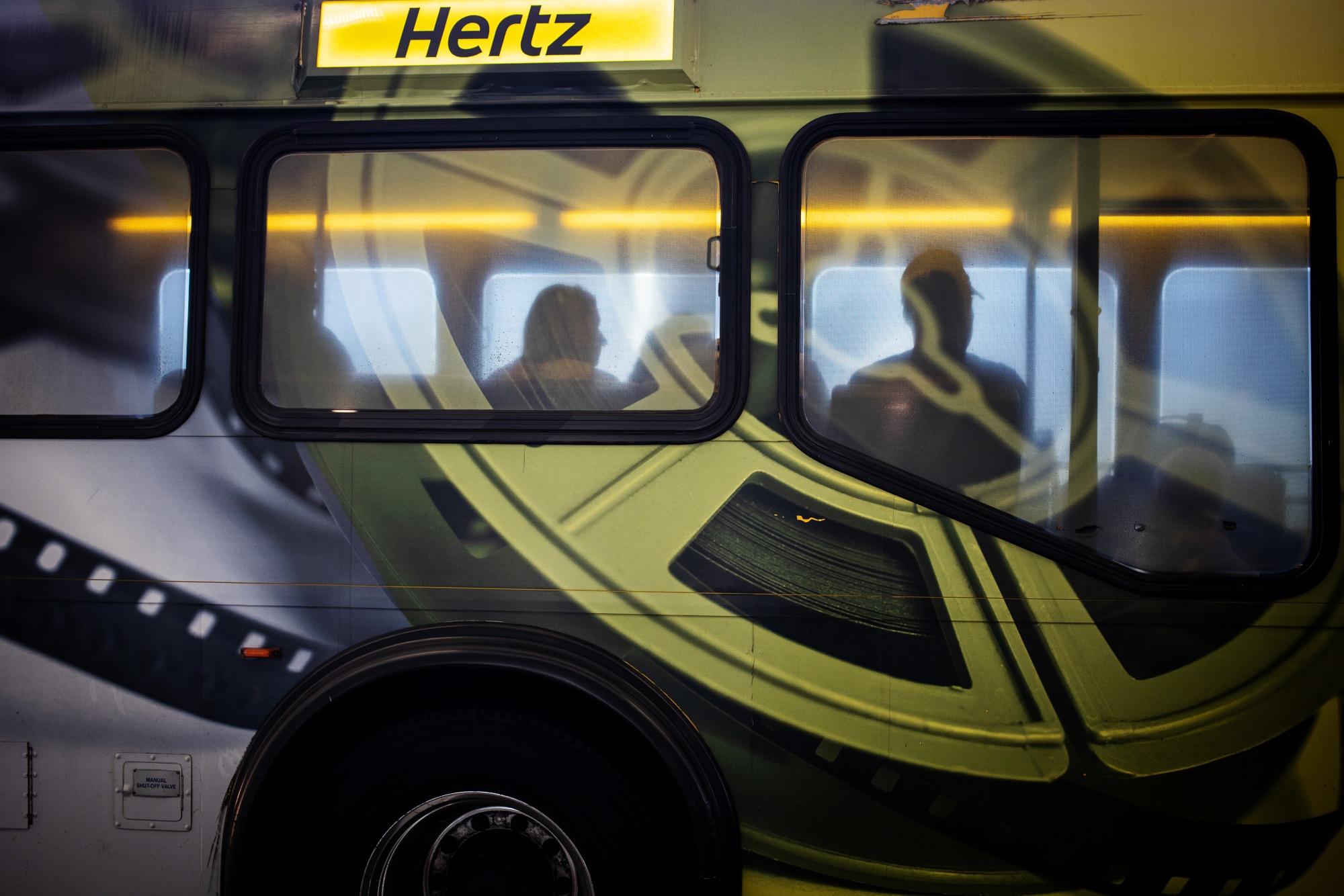 Hertz Creditors In 11 Billion Standoff Over 494 000 Used Cars Bloomberg