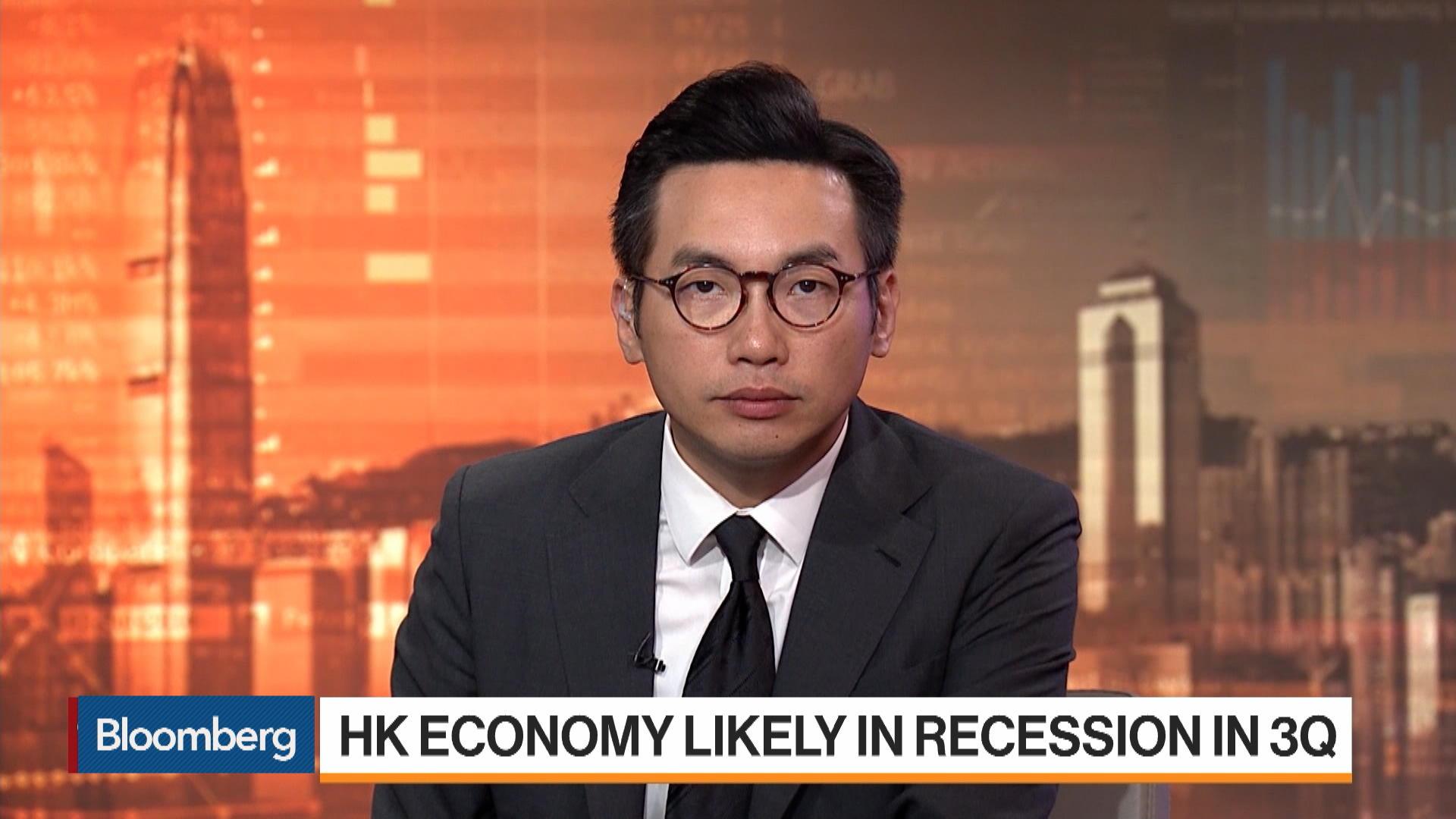 Hong Kong Legislative Council Member Alvin Yeung on Carrie Lam's Policy Speech, HK Unrest