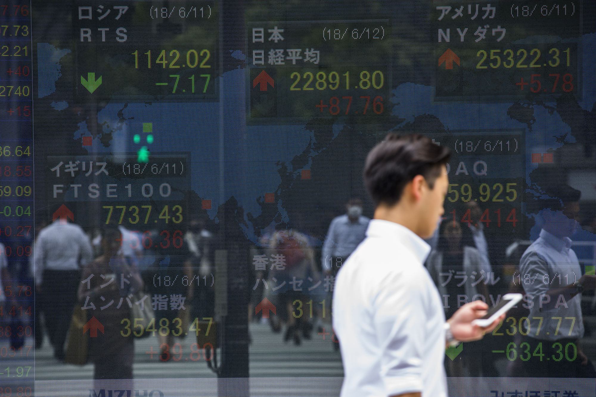 bloomberg.com - Andreea Papuc - Asia Stocks Rise After Fed; Dollar Holds Advance: Markets Wrap