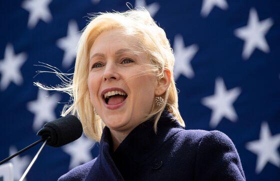 Kirsten Gillibrand Reports Raising $3 Million for 2020 Bid