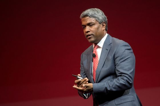 Oracle Product Chief Thomas Kurian Resigns After Taking Leave