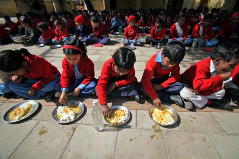 A Poisoned School Lunch and India's Intractable Food Troubles