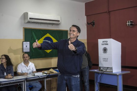 Bolsonaro Wages Trumpian Campaign to Sow Doubts About Voting