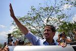 Does Juan Guaido still have U.S. backing?