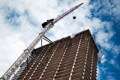 Apartment Construction Ominously Nears 25-Year High