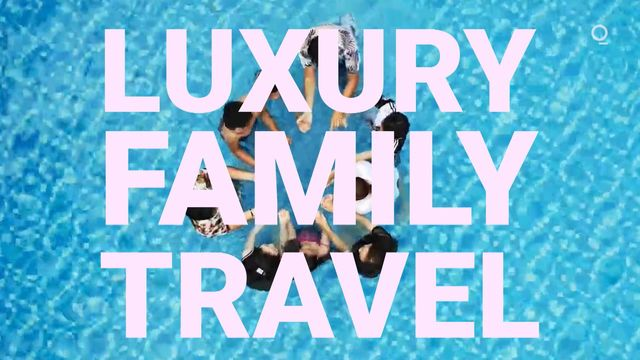 Family Travel With Kids During Covid Luxury Outfitters Offer Solutions Bloomberg