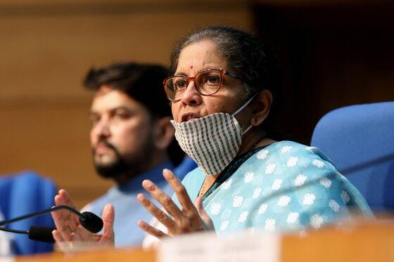 India Government Eyes RBI Payout to Cushion Yawning Budget Gap
