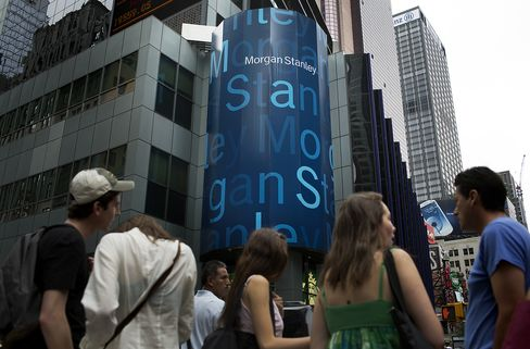 Morgan Stanley Names Machen Co-Head of North America Bank Group