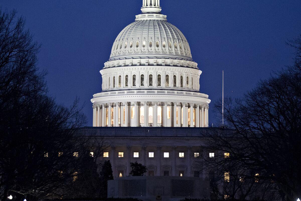 U.S. House Passes Spending Bill to Avoid Government Shutdown, Senate in Doubt