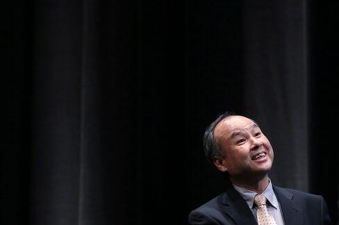 Billionaire Masayoshi Son