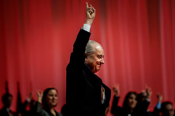 Costa Stakes Re-Election Claim as Portugal's Biggest Fiscal Hawk