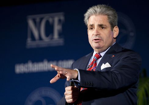 Chief Executive Officer Jay Fishman