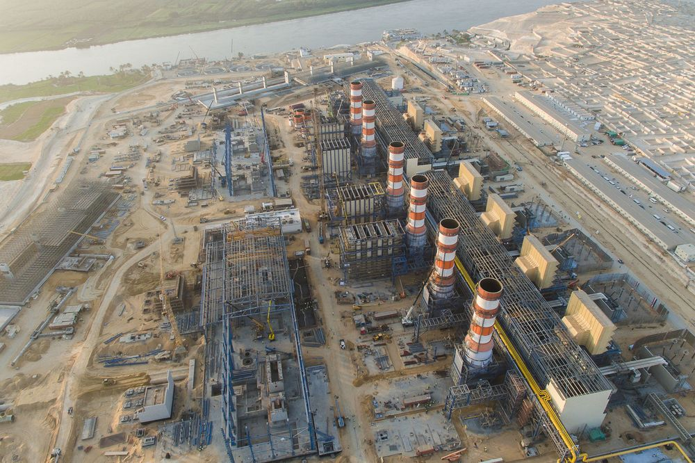 Egypt Mulling Blackstone Unit's Offer to Take Over Power Plants