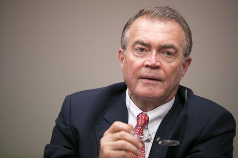 Schindler Holding Chairman Alfred Schindler